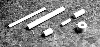 Percision Ceramic Switch Rods